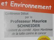 Conférence Cancer environnement