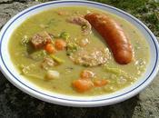 Erwtensoep, Soupe Pois Cassés Spécialité Néerlandaise