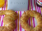 Happy Birthday Bread