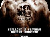 EXPENDABLES Sylvester Stallone Bruce Willis réunis