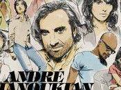 Love, l'album d'André Manoukian vente écoute