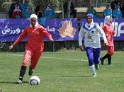 Iran Polémique voilée autour ballon rond
