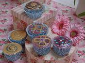 Cupcakes confiture lait
