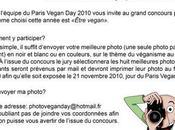 Concours photo pour Paris Vegan