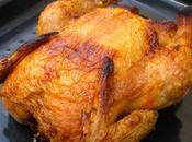 parfait poulet rôti