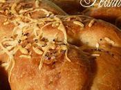 Minis Fougasses Olives Anchois pour l'année