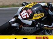 Moto2 podium pour Jules Cluzel