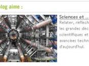 Canalblog aime Science