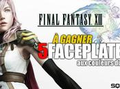 [Concours] faceplates Final Fantasy XIII remporter