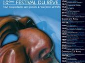 10ème Festival rêve Porto-Vecchio Avril programme.