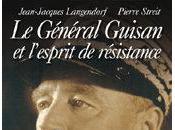 """général Guisan l'esprit résistance"""" J.-J. Langendorf Streit"""