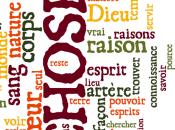 Wordalizer expérimentez nuage mots stylisé sous InDesign
