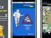 Michelin nouvelle carte routière interactive