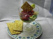Cocktail crevettes mexicaine