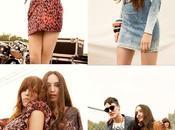 Fashion against Aids H&M; 2010 Campaign Backstage