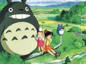 voisin Totoro l'enfance