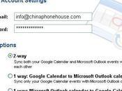 Comment Synchroniser Gratuitement votre Chinois avec Microsoft Outlook travers Google Calendar