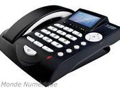 Sagemcom CC220R téléphone filaire sans