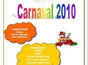 Calvi Carnaval commune aura lieu samedi.