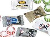 bonbons colorés l'objet publicitaire gourmand.