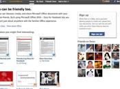 Docs.com Microsoft Office pour Facebook