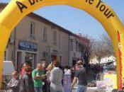 Tour France villes étapes