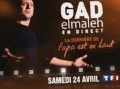 Elmaleh Papa haut soir samedi avril 2010