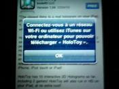 AppStore Mises jour uniquement Wifi