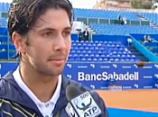 Vidéo Interview Fernando Verdasco (25/04/2010)
