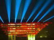 plus beaux monuments l'Exposition Universelle Shanghai 2010