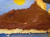 Tarte choco-cassis