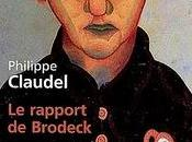 rapport Brodeck Philippe Claudel