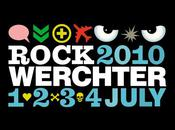 Werchter Timetable