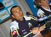 Tour Romandie Basso, tête dans guidon
