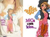 "UFFIE FAFI ""MC's KISS"""