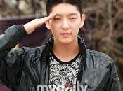 images départ Jun-Ki pour service militaire