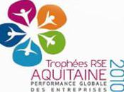 Premiers Trophées aquitains l'entreprise responsable