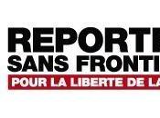 journée internationale liberté presse, reporters sans frontières remise prix Albert Londres 2010