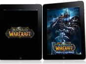 World Warcraft l'iPad d'Apple