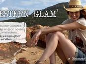 Look Western Glam' chez Promod