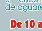 3ème rencontre l'aquarelle Santa Cruz (Portugal) démarche tout fait originale encontro Aguarela