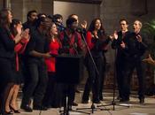 Fitiavana l'Atelier Gospel concert Parçay-Meslay