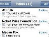 Humour emails l'on aimerait tous recevoir...