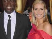 Heidi Klum Seal renouvelé leurs voeux mariage