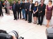 Burton jury présentés Festival Cannes (PHOTOS)