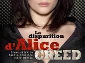 Critique avant-première Disparition d'Alice Creed (par HyacintheR)