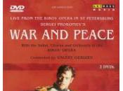 Guerre Paix (Prokofiev)