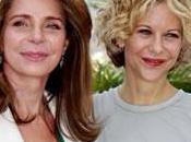 Ryan tout sourire Festival Cannes avec reine Noor Jordanie (PHOTOS)