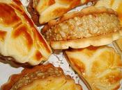 Biscuits fourrés cacahuètes Choumicha حاجب