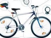 vélo, chemins, ville, partout vous voulez